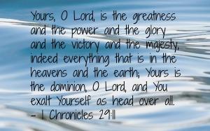 1 Chronicles 29-11 (1)