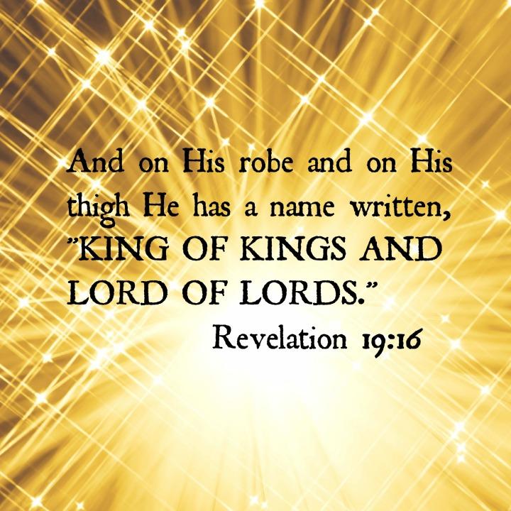 Revelation 19:16