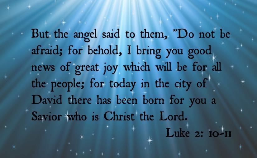 Luke 2:12-14