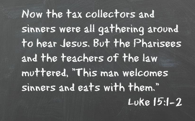 Luke 15:1-2