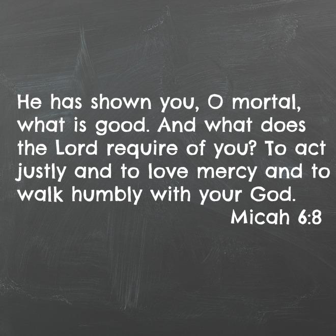 Micah 68