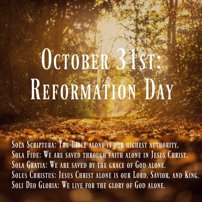 Reformation Day (2)