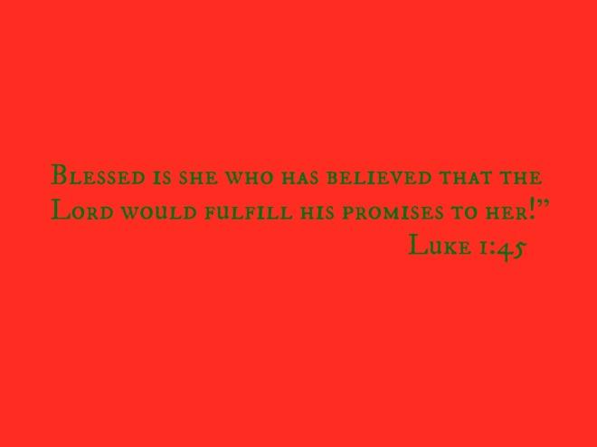 Luke 1-45