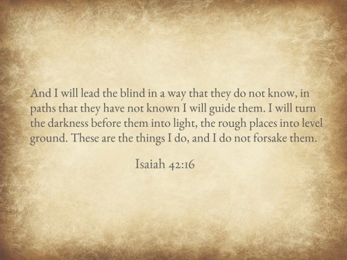 Isaiah 4216