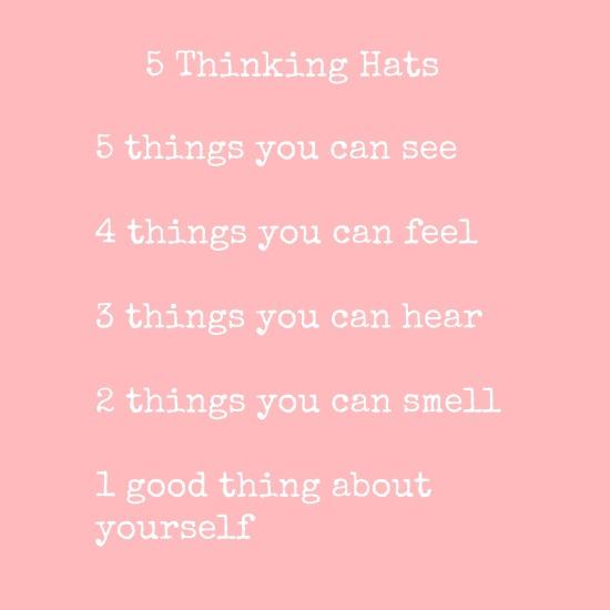 5 thinking hats